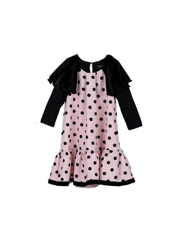 Lia Lea Kız Bebek Siyah Elbise 20Fwllb0204 Siyah